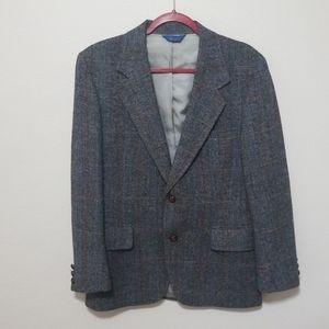 Pendleton 100% Wool Blazer Sports Coat 38R